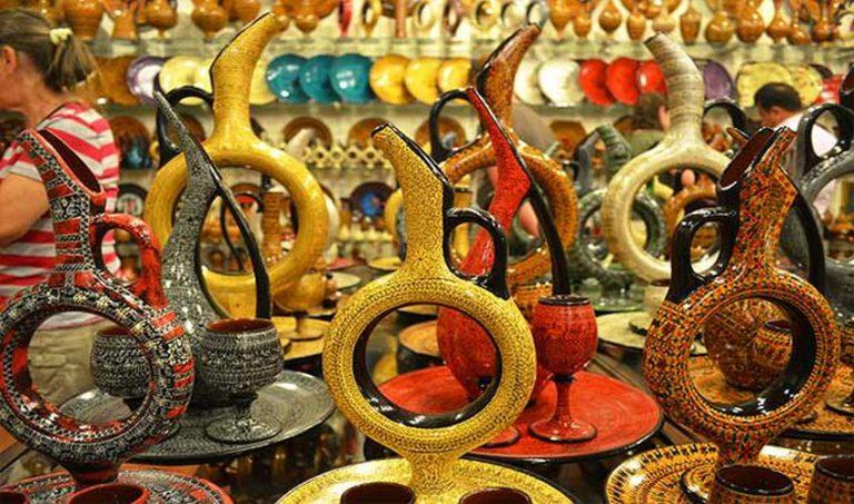 Pottery in Avanos