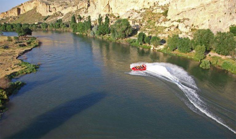 Jet Boat Tours