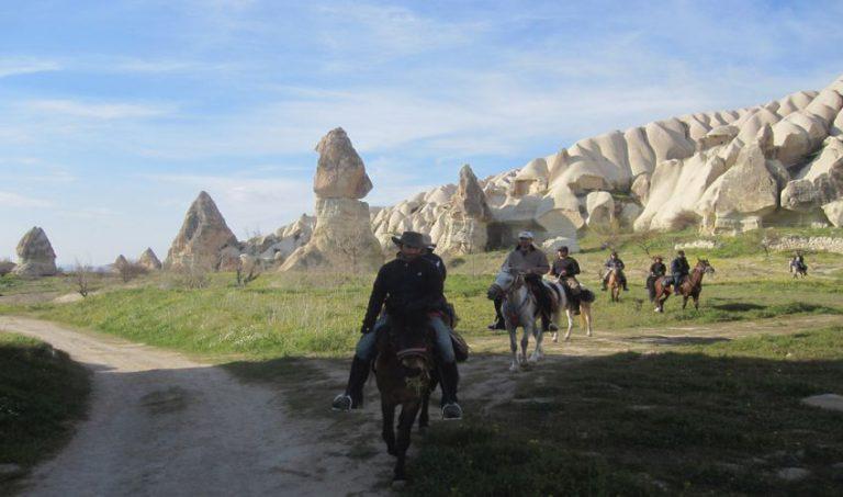 Riding Tours